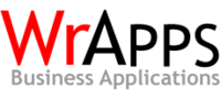 A great web designer: WrApps Business Applications, Columbus, OH logo
