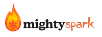 A great web designer: Mightyspark Industries, Washington DC, DC logo