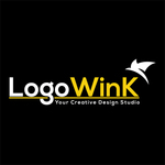 A great web designer: Logo Wink, Los Angeles, CA