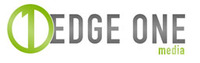 A great web designer: Edge One Media, Portland, OR logo