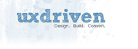 A great web designer: UXDriven, Houston, TX logo