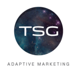 A great web designer: TSG, Washington DC, DC logo