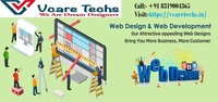 A great web designer: vcaretech, Delhi, India