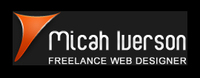 A great web designer: Micah Iverson, Minneapolis, MN logo