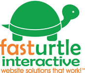 A great web designer: fasturtle, Phoenix, AZ logo