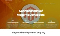 A great web designer: MagentoDevelopmentCompany.com, Delhi, India