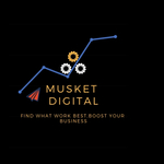 A great web designer: Musket digital, Noida, India