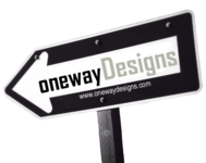 A great web designer: One Way Designs, Atlanta, GA logo