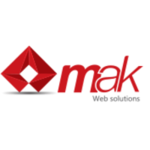 A great web designer: Mak Web Solutions, Bangalore, India