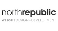 A great web designer: North Republic, Edmonton, Canada logo