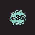 A great web designer: e35, Milano, Italy logo