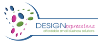 A great web designer: Design Expressions Inc., Kansas City, KS logo