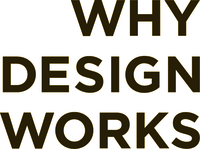 A great web designer: WhyDesignWorks, Boston, MA logo