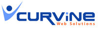 A great web designer: Curvine Web Solutions, Seattle, WA logo
