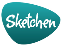 A great web designer: Sketchen, Barcelona, Spain logo