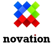 A great web designer: Novation, Houthalen, Belgium