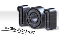 A great web designer: 101 CREATIVE, Bournemouth, United Kingdom logo