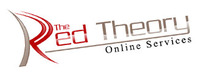 A great web designer: The Red Theory, Detroit, MI logo