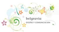 A great web designer: Belgravia | DG, Buenos Aires, Argentina logo