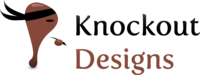 A great web designer: Knockout Designs, Geelong, Australia logo
