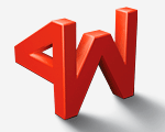 A great web designer: 4W Web Design Ltd, London, United Kingdom logo