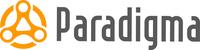 A great web designer: Paradigma.kz, Pavlodar, Kazakhstan logo