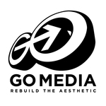 A great web designer: Go Media, Cleveland, OH logo