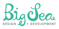 A great web designer: Big Sea Design & Development, Tampa, FL logo