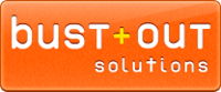 A great web designer: Bust Out Solutions, Inc., Minneapolis, MN logo