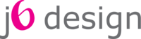 A great web designer: J6 design, Gold Coast, Australia logo