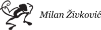 A great web designer: Milan Živković, Belgrade, Serbia logo