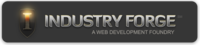A great web designer: Industry Forge, Salt Lake City, UT logo
