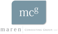 A great web designer: Maren Consulting Group, LLC., Washington DC, DC logo