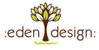 A great web designer: Eden Design, Washington DC, DC logo