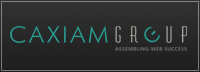 A great web designer: Caxiam Group, Orlando, FL logo
