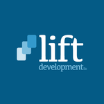 A great web designer: Lift Development LLC, Grand Rapids, MN logo