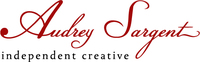 A great web designer: Audrey Sargent, Independent Creative, Colorado Springs, CO logo