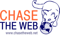 A great web designer: Chase The Web, San Diego, CA logo