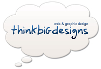 A great web designer: Thinkbig Designs, Palmerston North, New Zealand logo