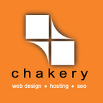 A great web designer: CHAKERY, Dallas, TX logo
