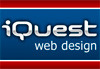 A great web designer: iQuest Web Design, Atlanta, GA logo