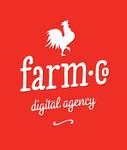 A great web designer: Farm.co, Madrid, Spain logo