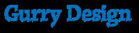 A great web designer: Gurry Design, Dallas, TX logo