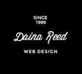 A great web designer: Daina Reed Web Design, Tel Aviv, Israel logo