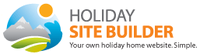 A great web designer: Holiday Site Builder, London, United Kingdom logo