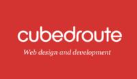 A great web designer: Cubedroute, Dublin, Ireland logo