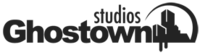 A great web designer: Ghostown Studios, Warsaw, Poland logo