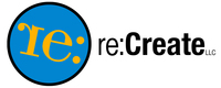 A great web designer: re:Create LLC, New York, NY logo