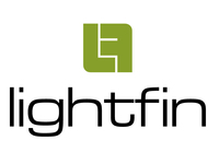 A great web designer: Lightfin Studios, Portsmouth, NH logo