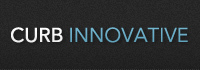A great web designer: Curb Innovative, Wilmington, NC logo